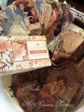 再入荷 Vintage Tag 50pcs set -MUCHA Art nouveau Romance