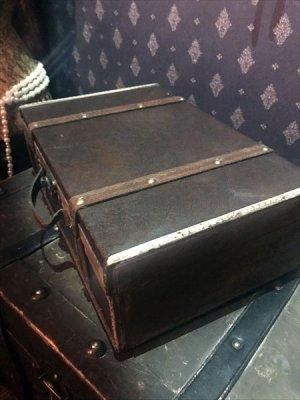 画像2: コベントガーデン ウッデン・トランクボックス