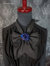 lustreetrange rose ribbon tie