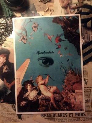 画像4: no.06 ロゴ アートポスター A4サイズ