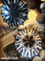 Umbrella Clock 傘の置時計