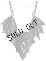 BAT NECKLACE BLACK 蝙蝠のネックレス