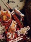 画像3: 【再入荷】 Mari Shimizu ぬいぐるみ「ねこ木馬」 (3)