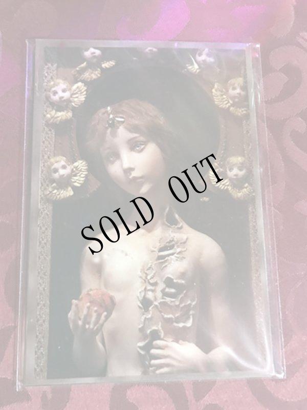 画像1: Mari Shimizu B12枚組 人形写真ポストカードセット (1)