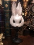 画像9: [再入荷] Rabbit Mask Stand (9)