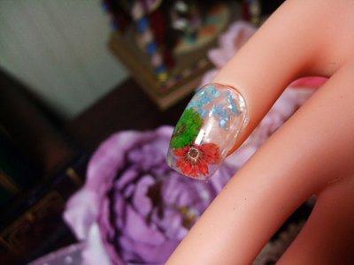 画像3: [art nail] シェルフラワーズ