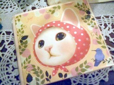 画像1: 【再入荷】JETOY/choo choo/多用途キャットポップアップカード