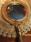 画像6: ゴールドエンジェル・ハンドミラー 手鏡 (6)