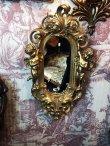 画像13: 天使壁掛け鏡 エンジェルウォールミラー GOLD (13)