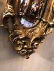 画像3: 天使壁掛け鏡 エンジェルウォールミラー GOLD (3)